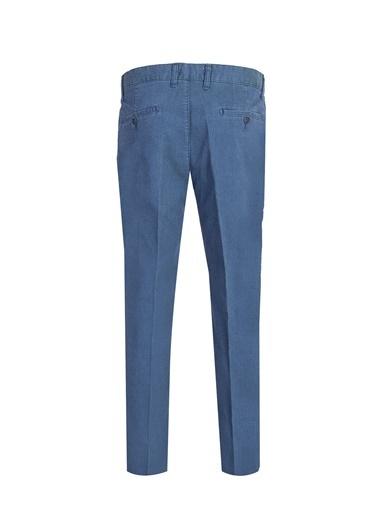 Kiğılı Pantolon Mavi